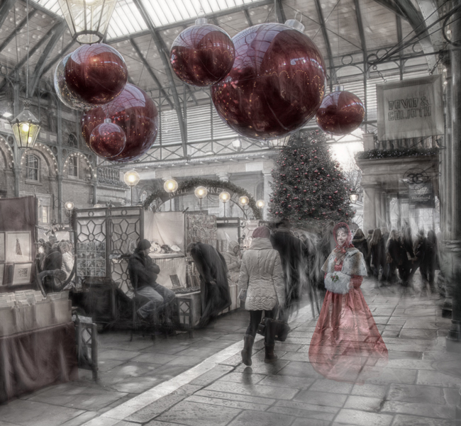 Christmas in Covent Garden  IDN0193734-GRB  2012