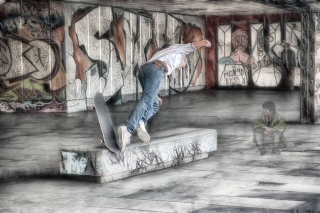 South Bank Skateboarding  IDN0240145-GRB  2015