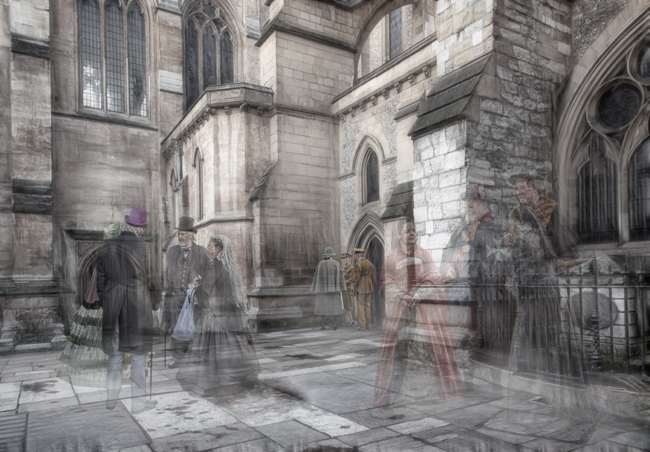 Southwark Cathedral Congregation  IDN0212774-GRB  2014